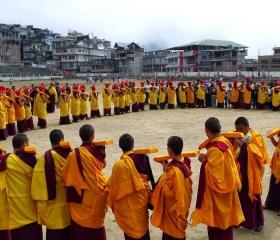 Буддизм как средство налаживания международных связей: опыт Китая и Индии
