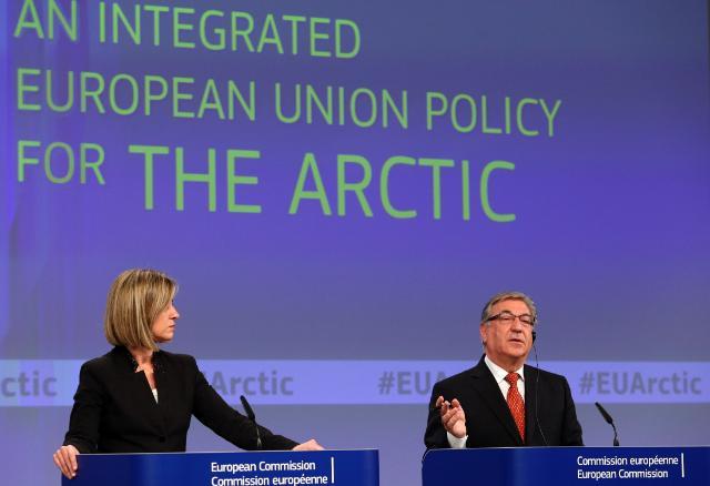Арктическая стратегия ЕС: интегрированный подход 2016