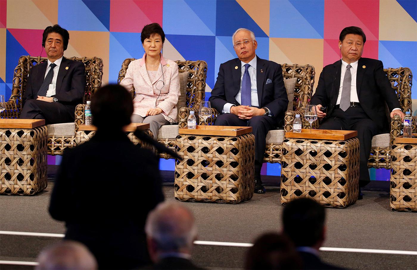 Операции «продление полномочий» в Северо-Восточной Азии