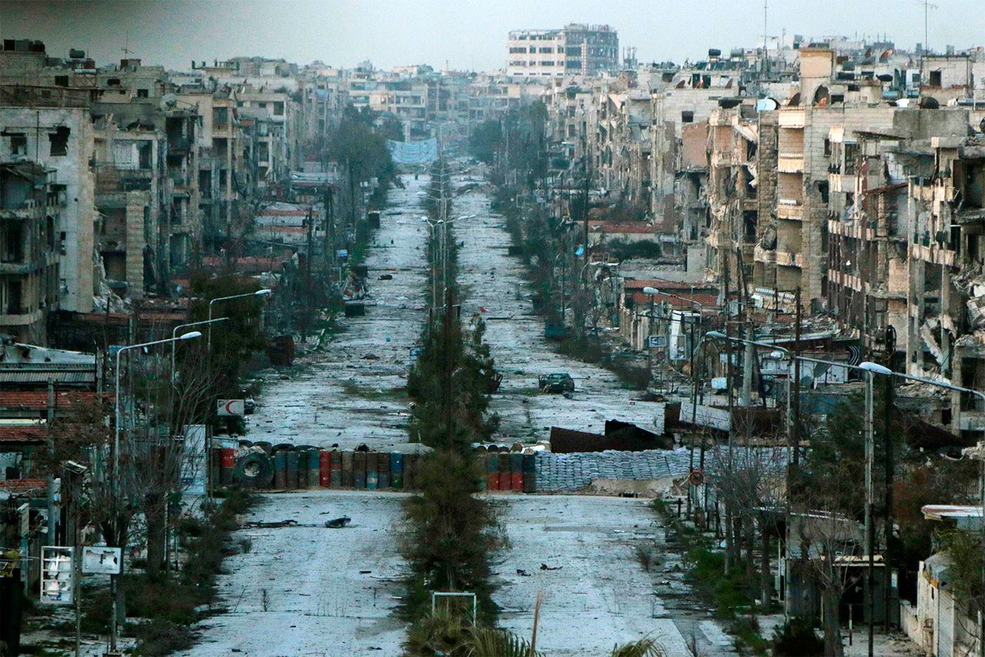 Сирийский генерал рассказал, когда закончится битва за Алеппо