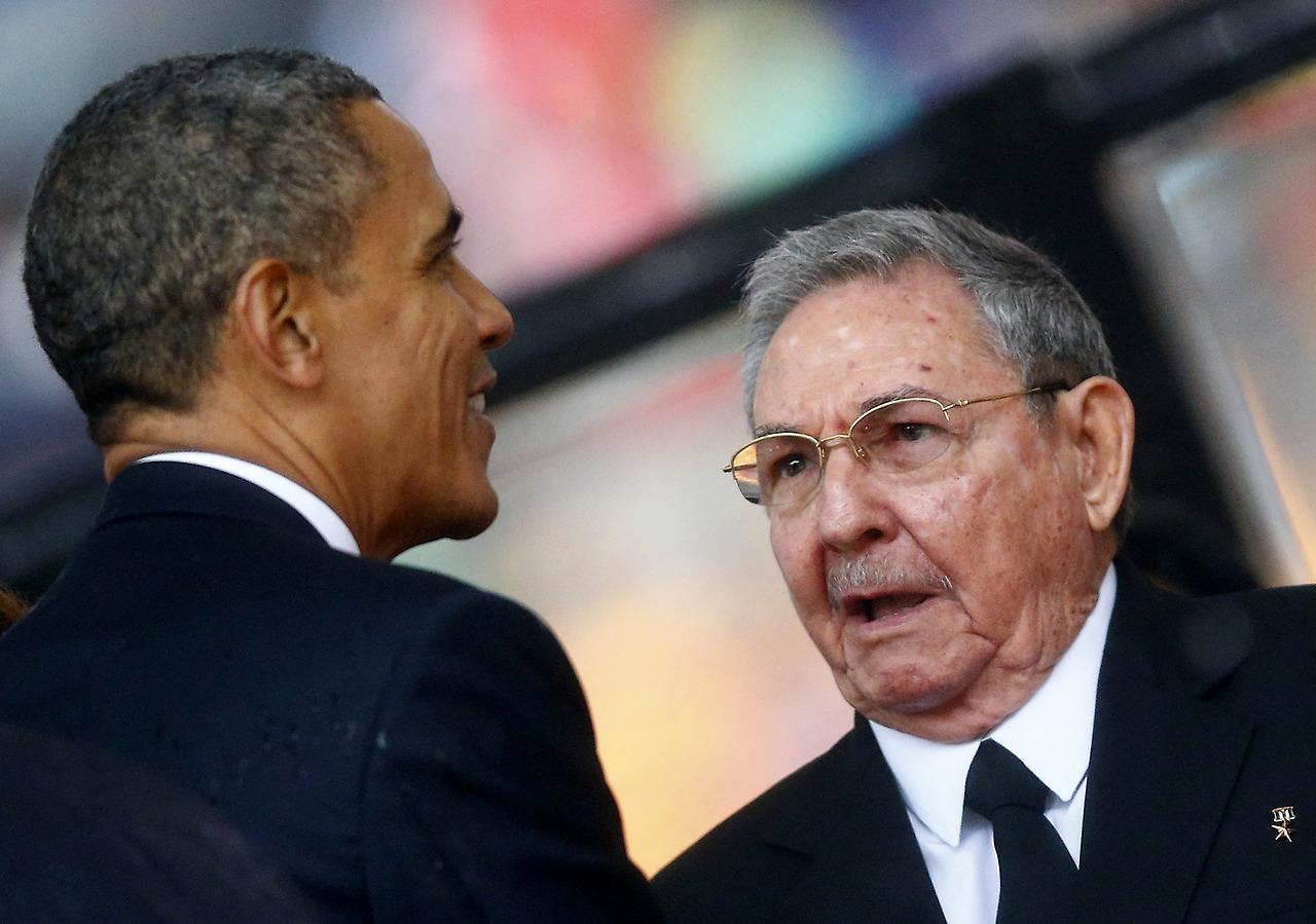 Президент США на Кубе