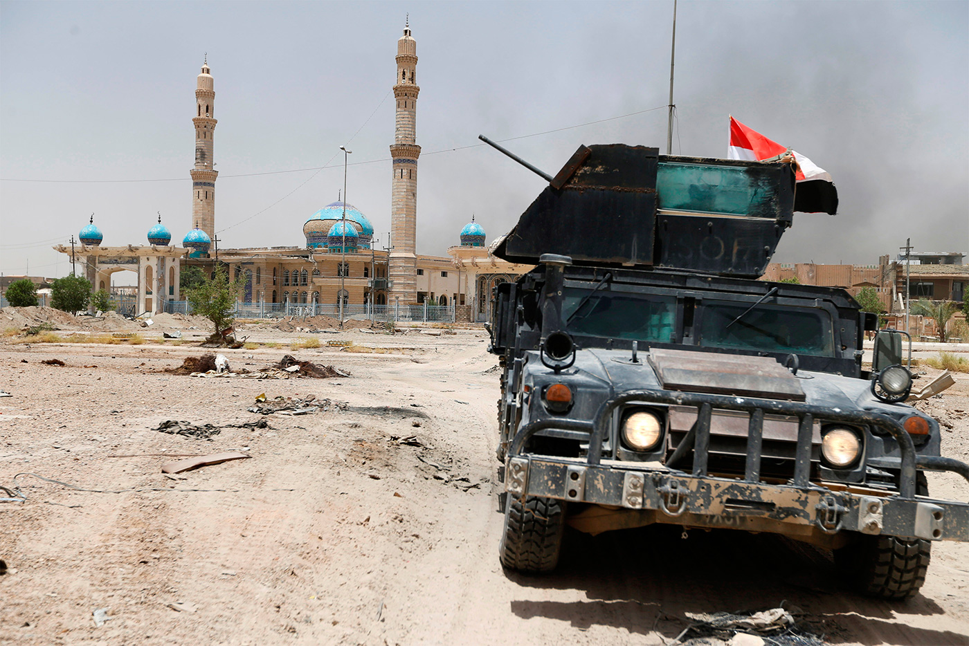 """You Have No Place in Iraq"": The Retaking of Fallujah and the Future of Iraq"