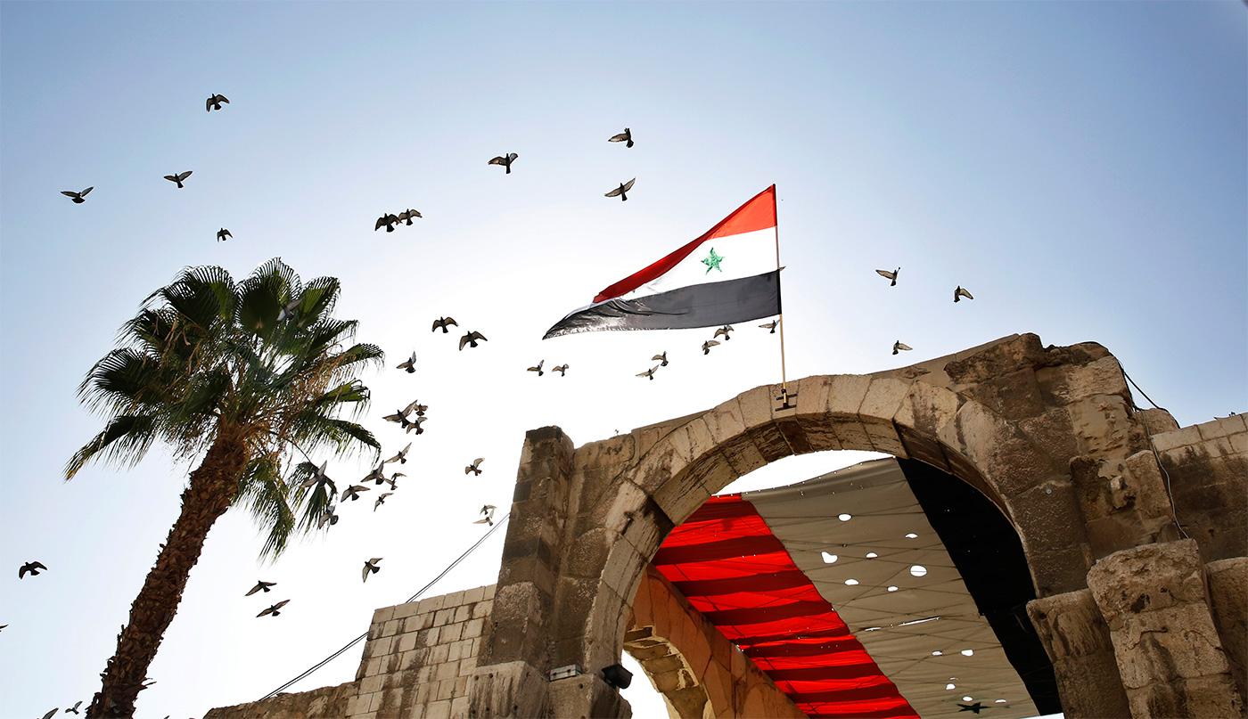 Война в Сирии закончится 23 января?
