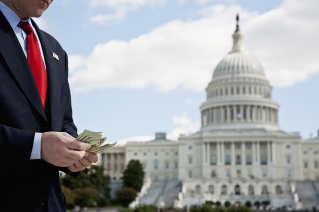 Феномен лоббизма и его место в политической системе США