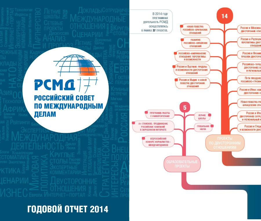 Годовой отчет 2014