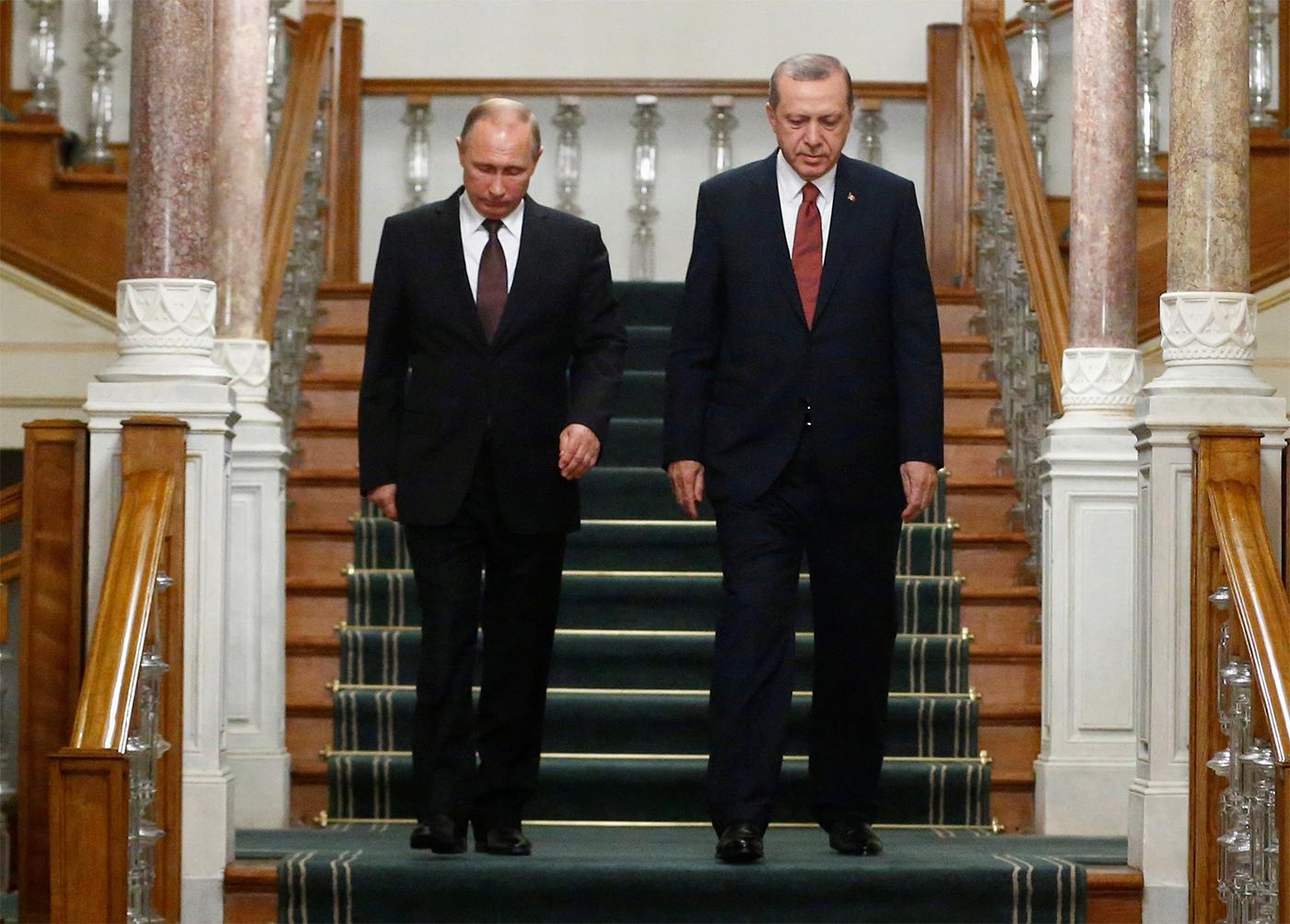 Первая турецкая АЭС и«Турецкий поток» станут темами переговоров В. Путина  ...