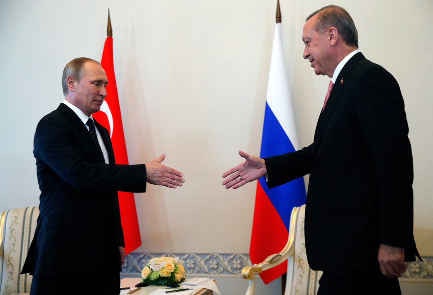 Эрдоган хочет показать, что уТурции есть альтернатива Евросоюзу,— немецкие СМИ