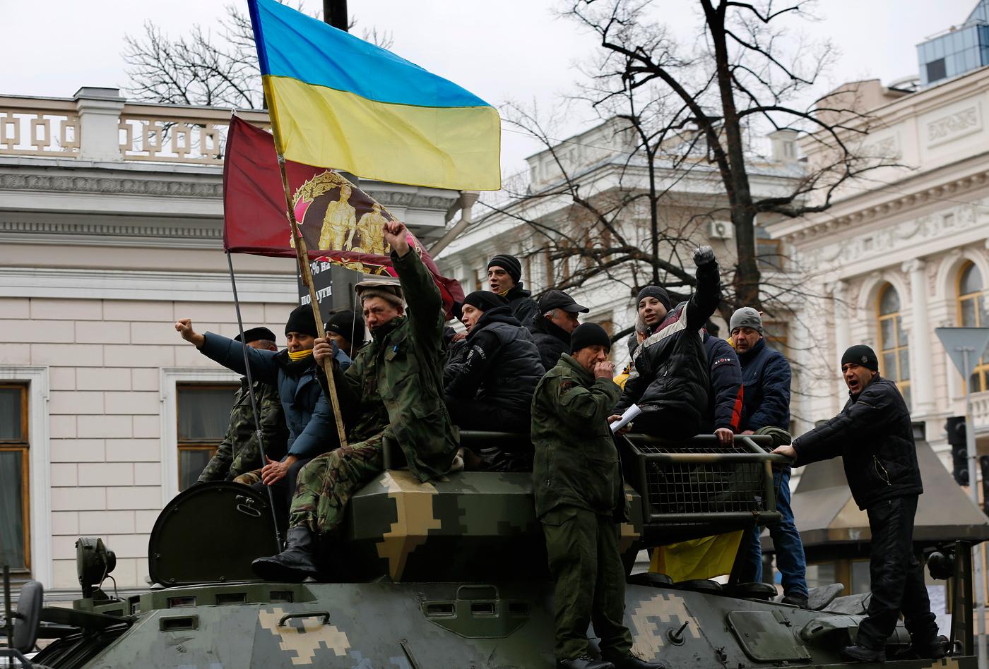Как урегулировать украинский кризис?