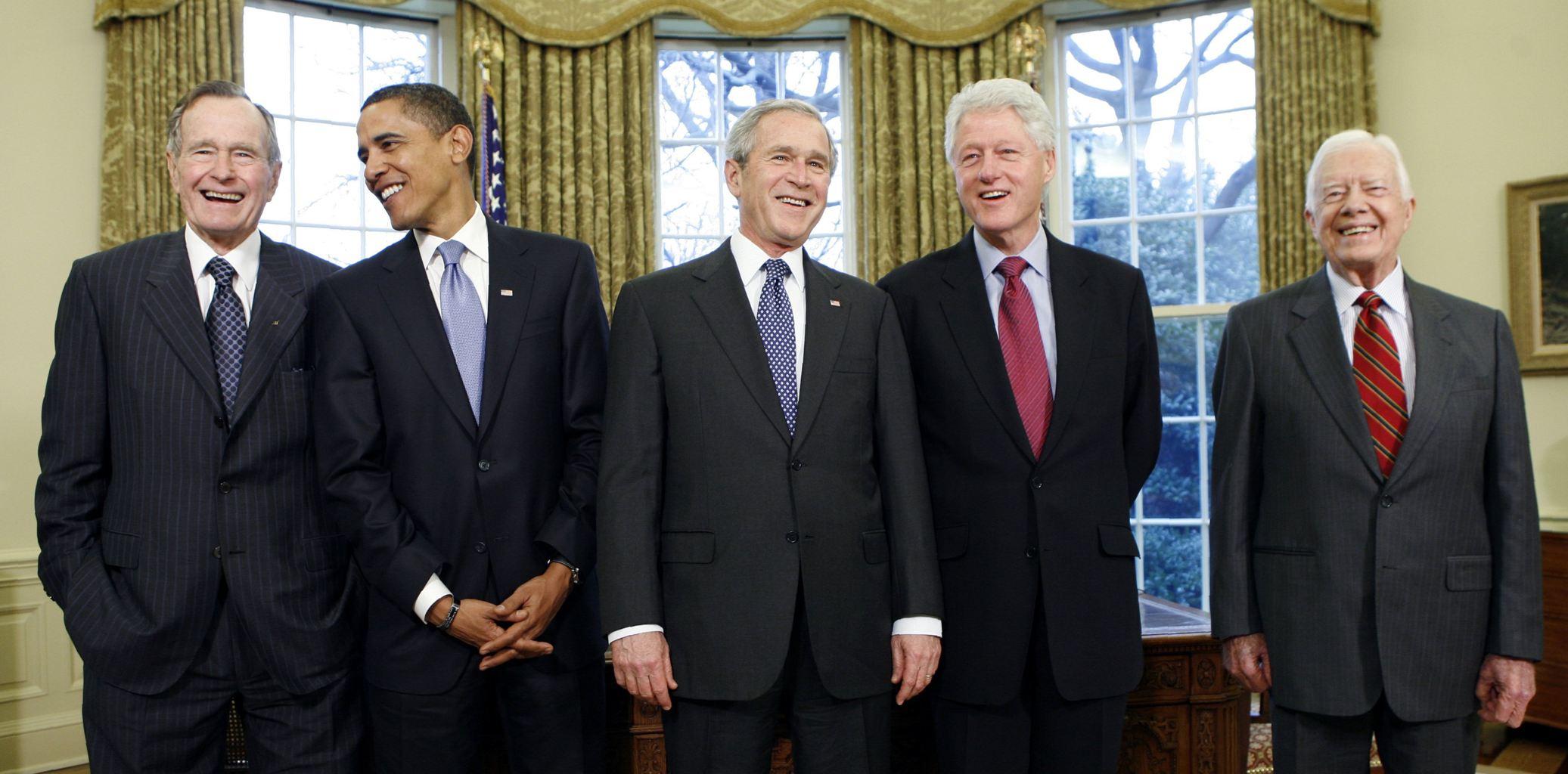 Дома президентов фото