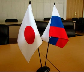 Meeting with Representatives of Japan's Foreign Ministry