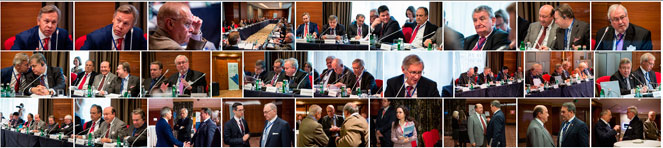 International seminar Helsinki +40 Process: Prospects for Strengthening the OSCE