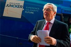 Jean-Claude Juncker is a united Europe proponent to the core