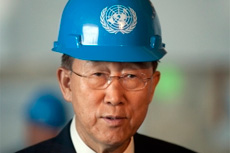 United Nations through the eyes of Ban Ki-moon