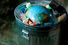 The Earth Against Waste