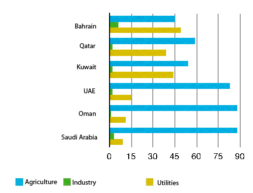 water consumption in saudi arabia essay