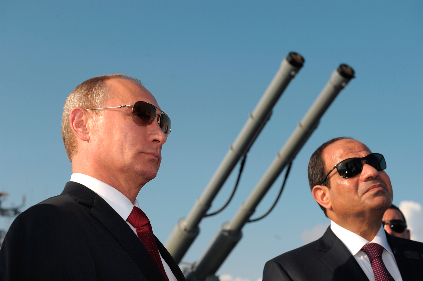 the nature and limits of the presidential executive power in russia and egypt On russia sanctions, trump has a limits presidential flexibility at the very time it may be he thought congress was encroaching on executive power.