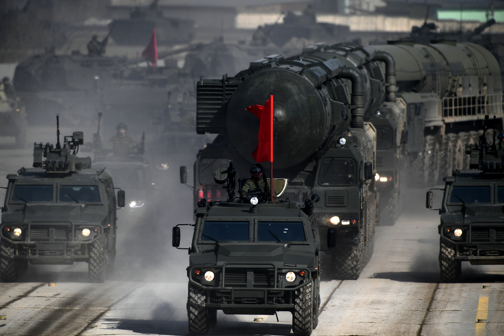 RIAC :: Russia — US: On the Brink of a New Nuclear Arms Race