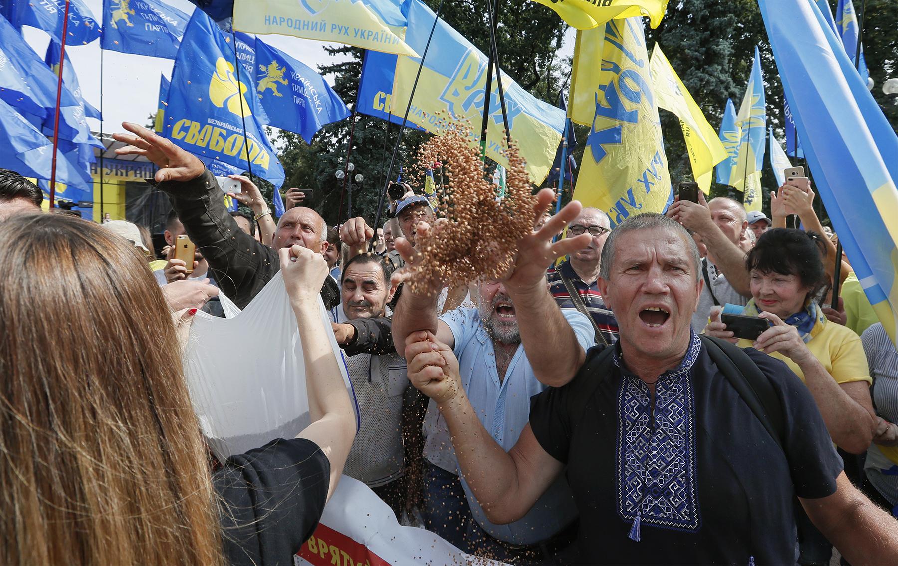 Ukraine launches election campaign to the Verkhovna Rada 27.07.2012 28