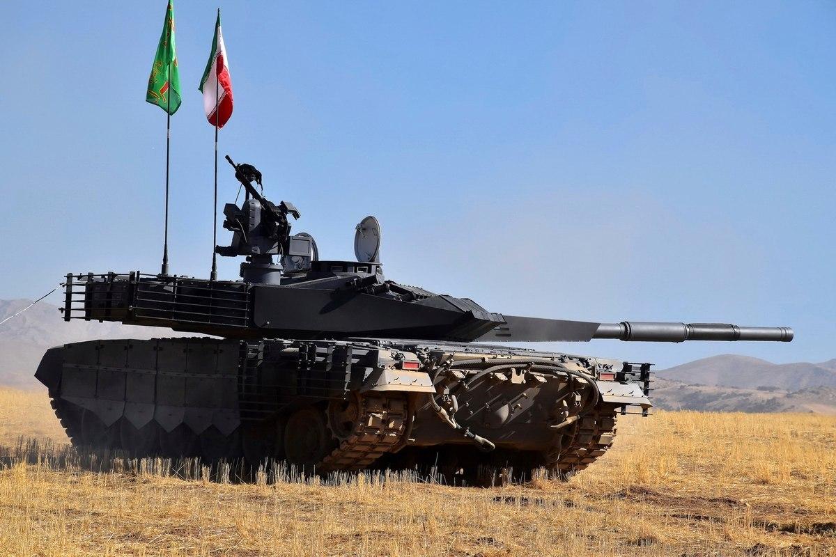 Перспективные сегменты закупок российской военной техники Ираном: бронетанковая техника, артиллерия, военно-морская техника