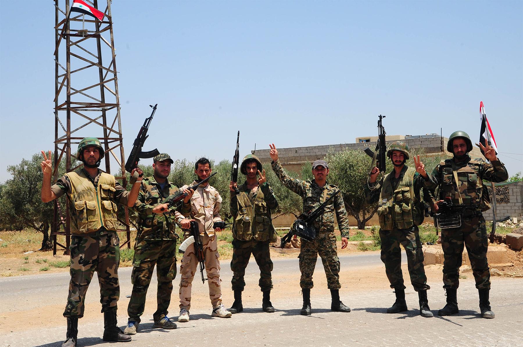 Развитие сирийских вооруженных сил: основные тенденции и проблемы