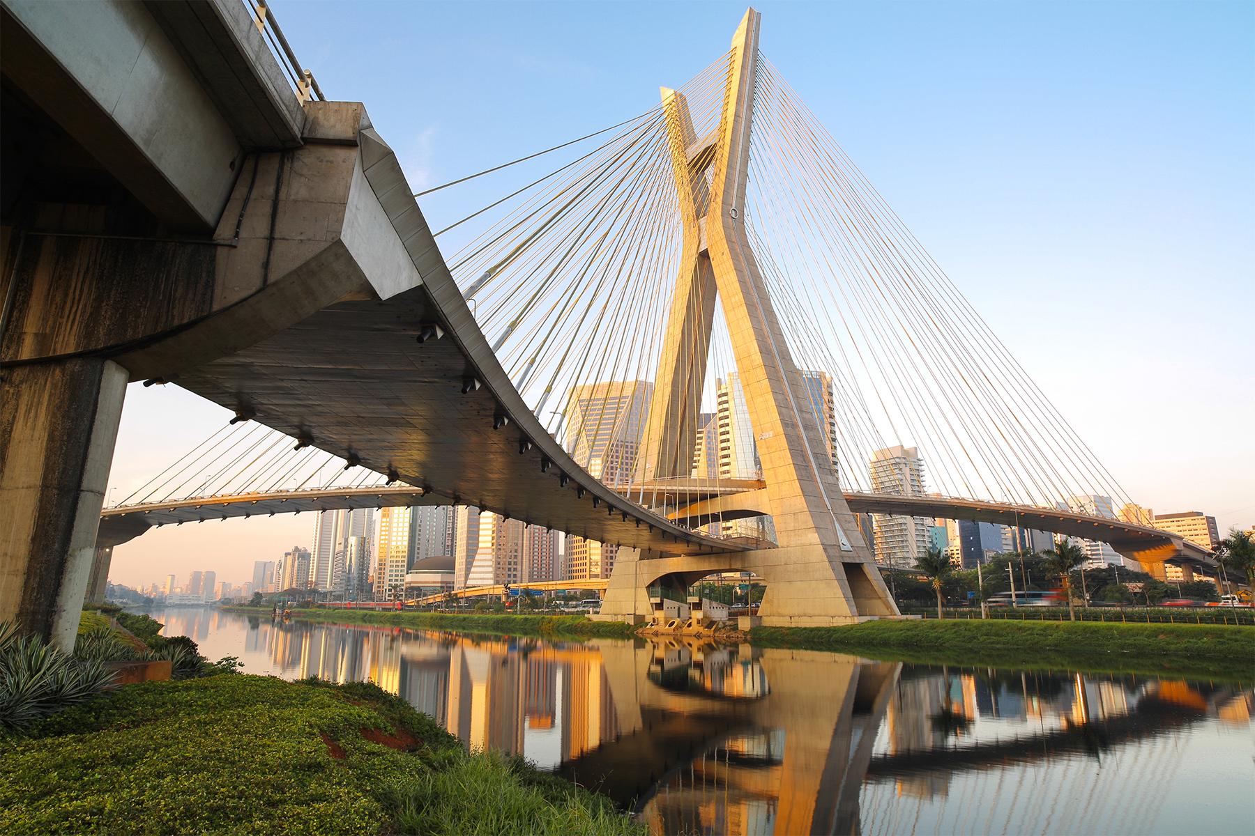 Картинки мостов и зданий