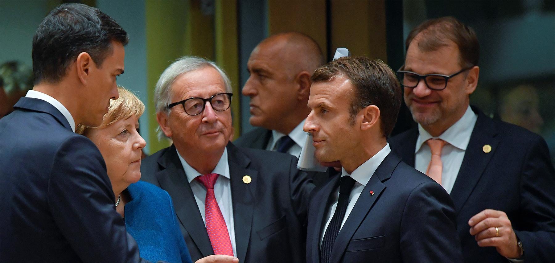 РСМД :: Европейские политические элиты тестируют стрессоустойчивость?