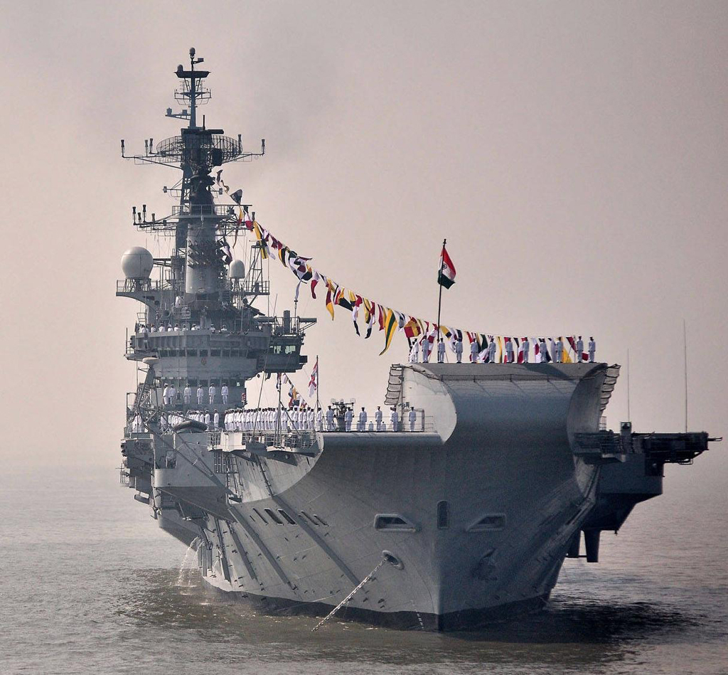 RIAC :: The Indian Aircraft Carrier: The Search for