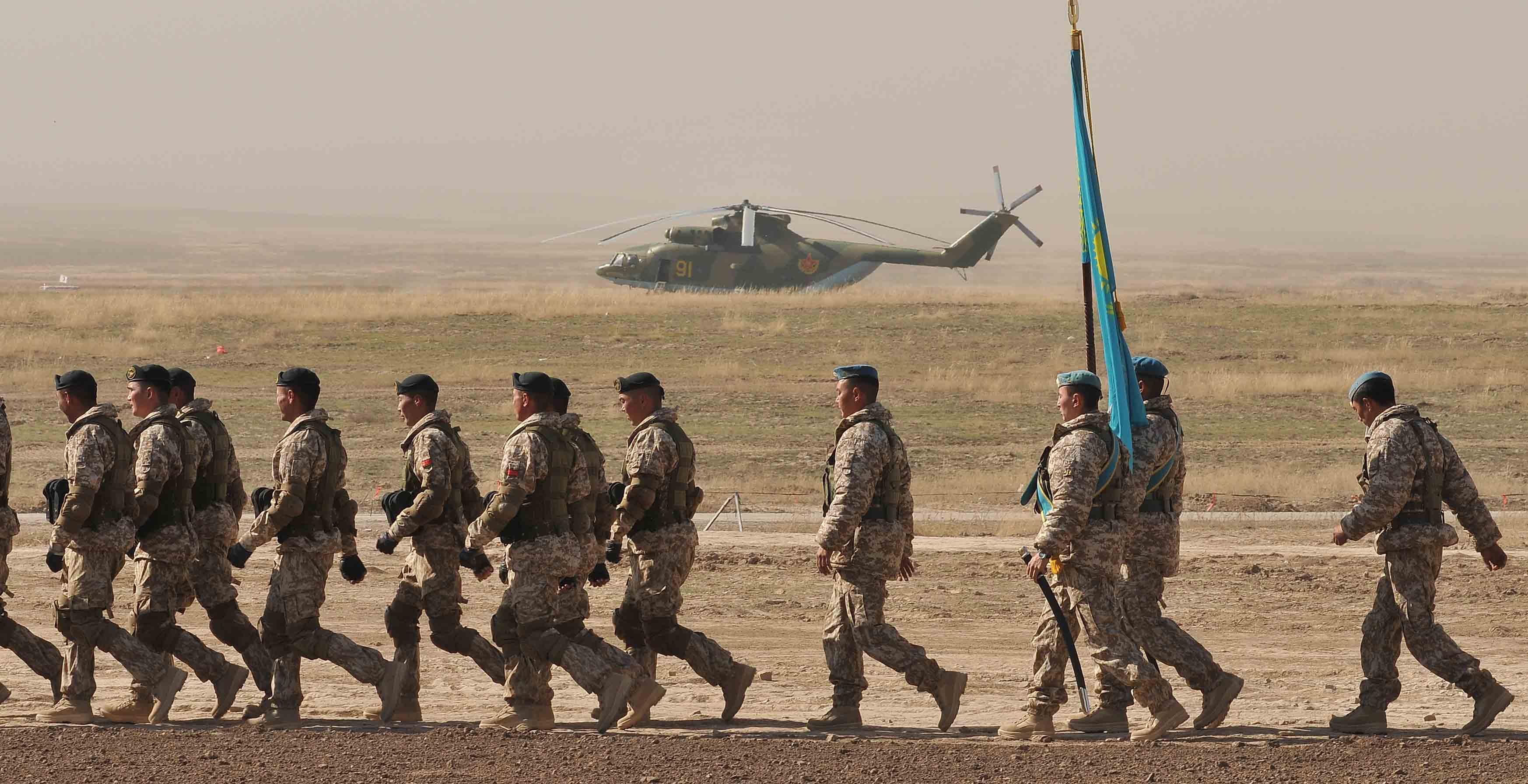 РСМД :: Роль СНГ и ОДКБ в обеспечении безопасности Центральной Азии