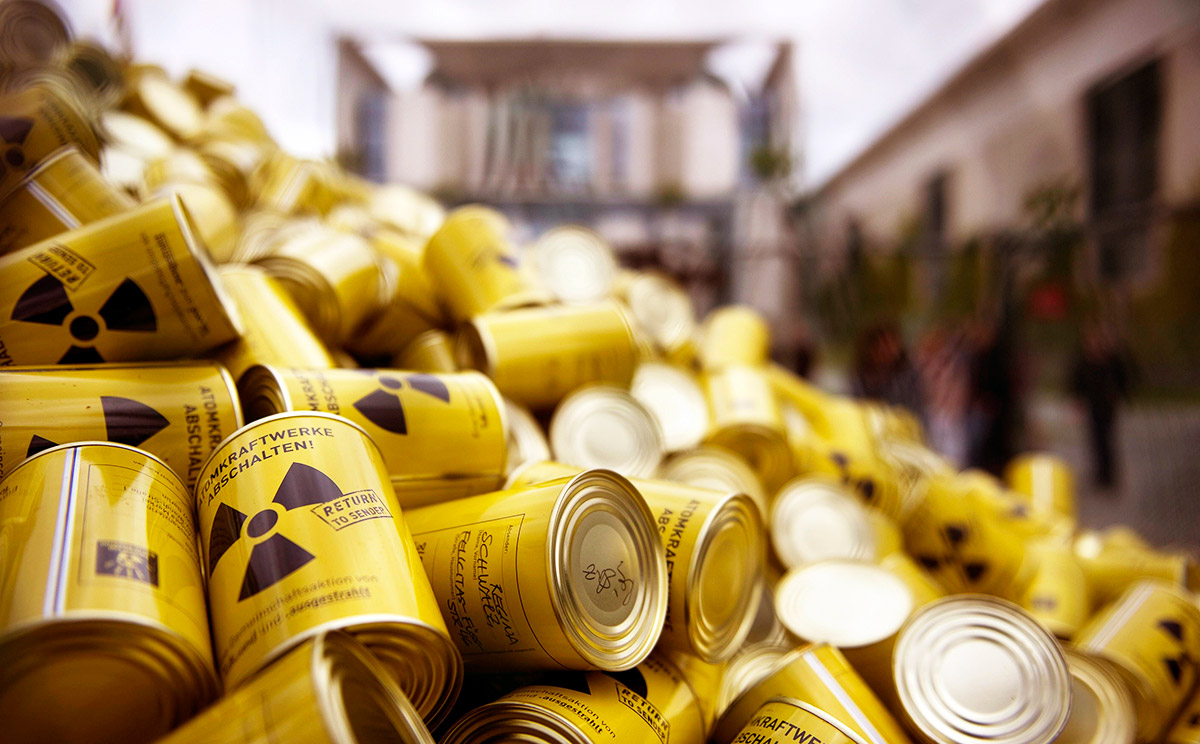 Riac Nuclear Waste Storage And Climate Change What