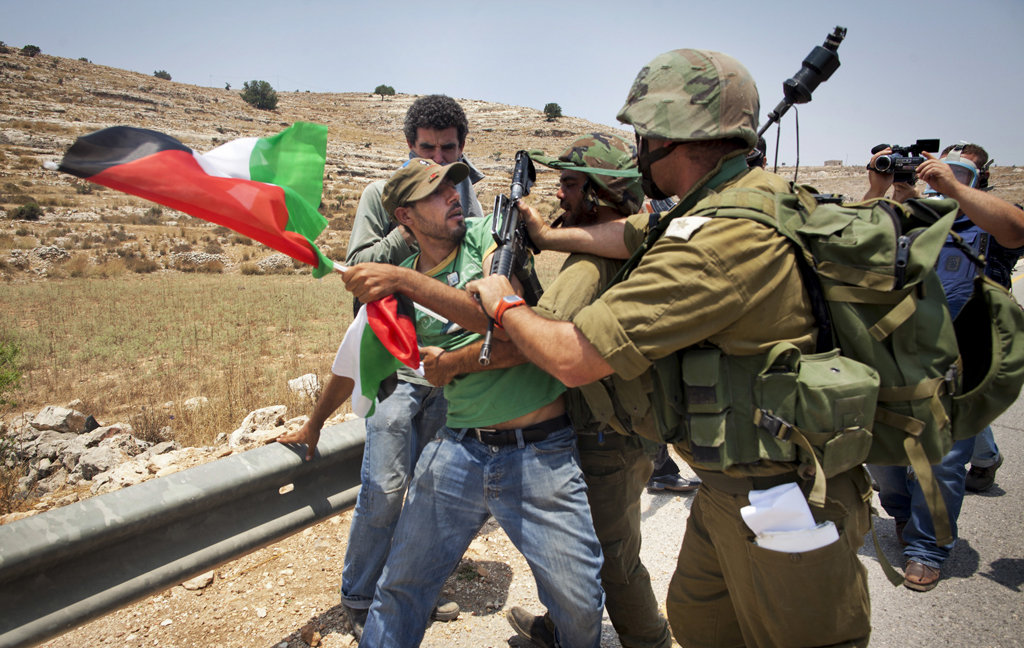 the origins of the israeli palestinian conflict and the role of us