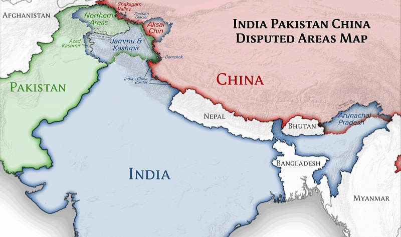 RIAC :: India–China–stan: A pipedream? India China On A World Map on world map brazil, world map italy, world map vietnam, world map russia, world map spain, world map france, world map japan, world map mass protests, world map south africa, world map australia, world map pakistan, world map sri lanka,