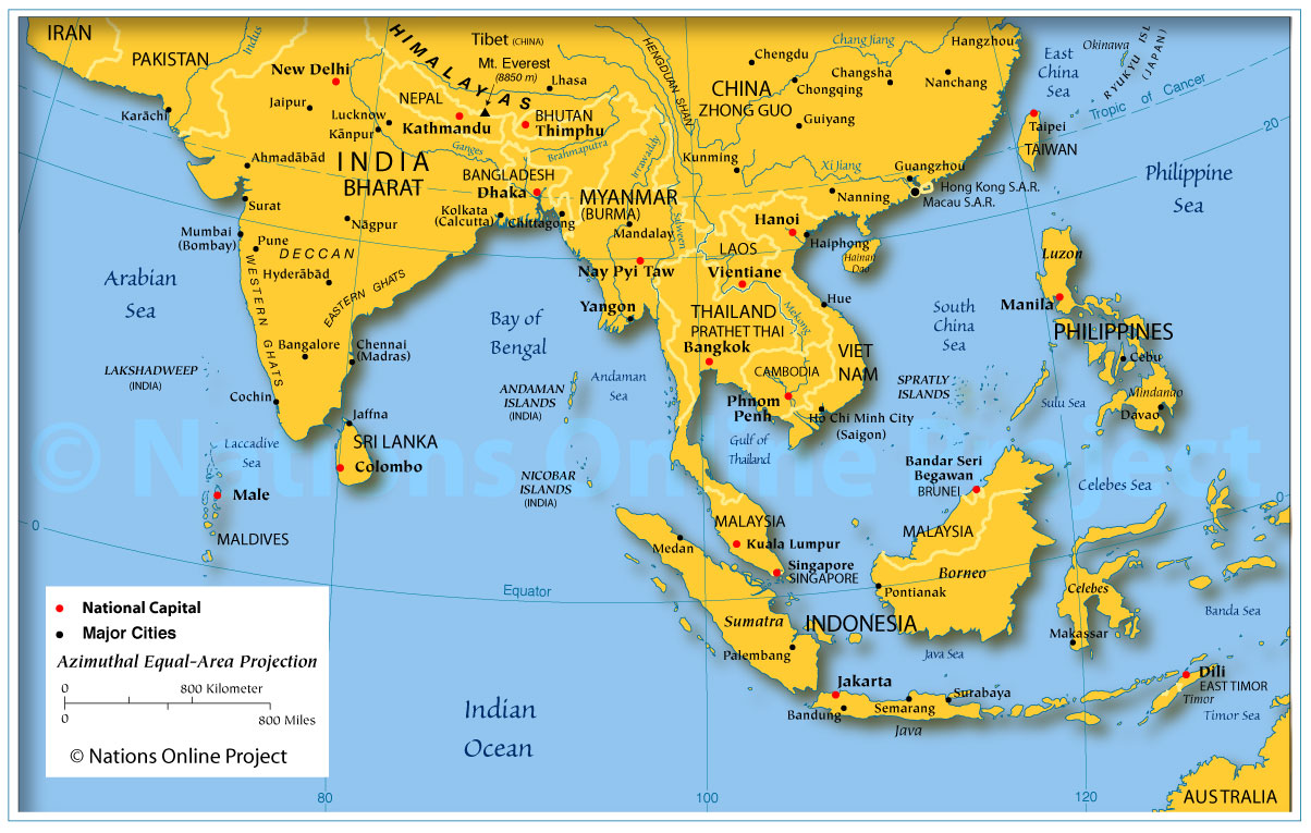 Picture of: Riac South Asia 2013 2020 Russia S Opportunities And Risks