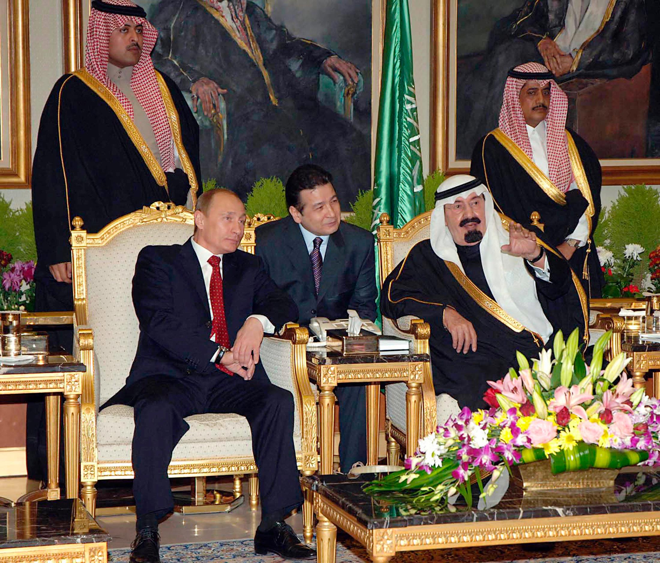 RIAC :: Russia and Saudi Arabia: Untapped Reserves of